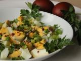 Turecký vajíčkový salát ( Yumurta piyazi) recept