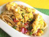 Smažená rýže bez masa recept