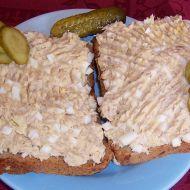 Pomazánka z uzené makrely recept