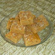 Mrkvový koláč s ořechy recept