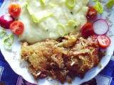 Krůtí maso v bramboráku recept