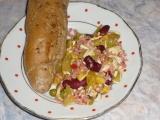 Feferonkový salát recept
