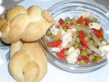 Feferonový salát recept