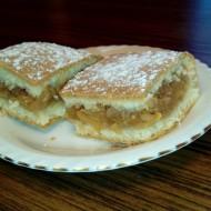 Jablkový koláč na plech recept