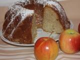 Bábovka s jablíčky recept