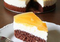 Pomerančová buchta recept