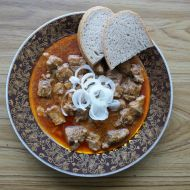 Vepřový gulášek recept