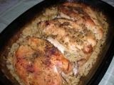 Kuřecí prsa na zelí recept