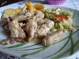 Kuřecí nudličky s Nivou z 1000 receptů