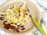 Halušky s kysaným zelím recept