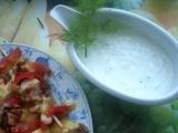 Bylinkový dresink s česnekem recept
