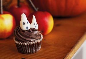 Bezlepkové čokoládové cupcakes