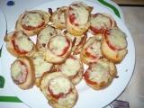 Bageta s rajčaty a mozzarelou recept