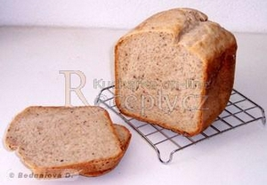 Slaninový chléb