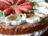 Mrkvový dort II. recept