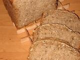 Špaldový kváskový chléb recept