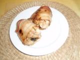 Kuřecí rolky se švestkami recept