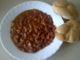 Ajveniny mexické fazole recept
