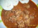 Divoký vepřový guláš recept