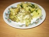 Brokolice se sýrem recept