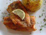 Citronový pstruh lososovitý recept