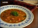 Frankfurtská polévka se zeleninou recept