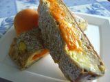 Závin z listového těsta s tvarohem a meruňkami recept  TopRecepty ...