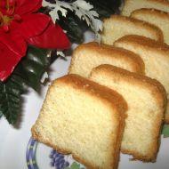 Citronový chlebíček recept