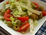 Zálivka na salát s provensálským kořením recept