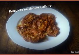 Vepřová krkovička připravená na woku recept