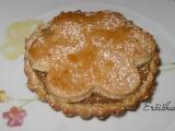Jablkové koláčky recept