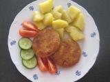 Luštěninové karbanátky recept
