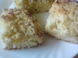 Mandlový drobenkový koláč s dýní recept