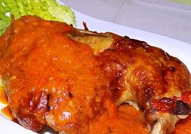 Kuřecí stehno na šalvěji recept