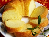 Vanilkovo-tvarohová bábovka recept
