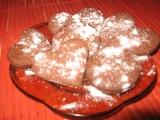Kakaové sušenky ke kávě recept