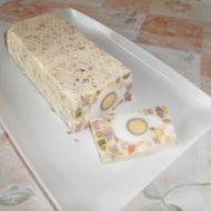 Salámovo-vaječná tlačenka recept