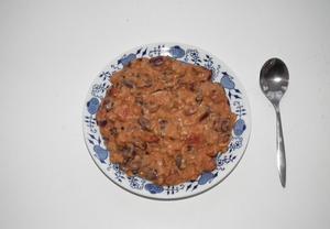 Jednoduché Chilli con carne