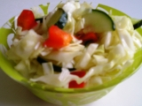 Salát ze zelí recept