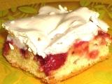 Jednoduchý jahodový koláč recept
