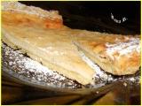 Tvarohovo-medovo-skořicový koláč recept