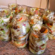 Čalamáda ze zelí recept