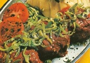 Řecké biftečky z mletého masa