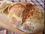 Kváskový kmínový chléb recept