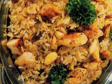 Sváteční rýže