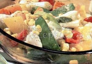 Míchaná zelenina po čínsku