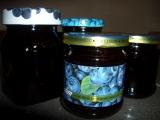 Borůvkový džem z DP recept