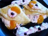 Palačinky s ovocem ala Ainsley Harriott recept