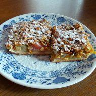 Angreštový koláč s ovesnými vločkami recept