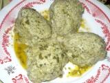 Špenátovo-bramborové knedlíky recept